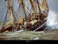 Belem Reproduction d'art par Philip Plisson
