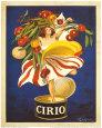 Cirio Kunsttryk af Leonetto Cappiello