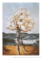 The Ship Art Print by Salvador Dalí