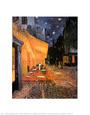 Kavárenská noční terasa (van Gogh) Posters