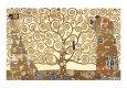 Livets træ   Kunsttryk af Gustav Klimt