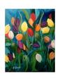 Tulips Galore! Giclée-tryk af Ruth Palmer Originals