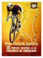 Pena Ciclista Giclée-tryk af Donat Gouri