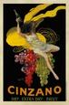 Asti Cinzano, c.1920 Kunsttryk af Leonetto Cappiello
