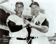 Mickey Mantle & Roger Maris Photo