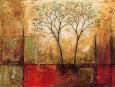 Morgenglans I Kunsttryk af Mike Klung
