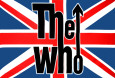 The Who Fabric Poster