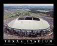 Texas-Stadion: Dallas Cowboys Kunstdruck