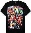 Men's Comic T-Shirts Poster