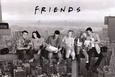 Friends, TV Póster