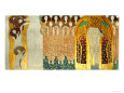 Beethoven Frieze (Klimt) Posters