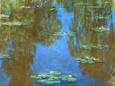 Nympheas (Waterlilies), 1903 Giclée-tryk af Claude Monet