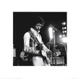 Jimi Hendrix Kunsttryk