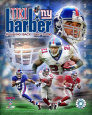 Tiki Barber (Giants) Posters