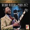 Muddy Waters - Paris, 1972 Premium Poster