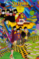 The Beatles- Yellow Submarine Póster