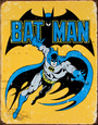 Batman Emaille bord