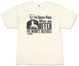 The Godfather - I'm Going to Make Him an Offer He Can't Refuse Camiseta