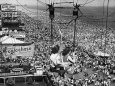 Coney Island View, New York, New York, c.1957 Photographic Print