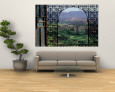 Interiors & Windows (Wall Murals) Poster