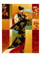 Asian Figurative (Decorative Art) Posters
