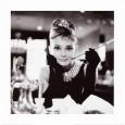 Audrey Hepburnová – in Breakfast at Tiffany's Umělecká reprodukce