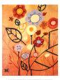 Floral Sonnet Lámina por Natasha Wescoat