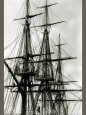 Rigging of the Uss Constitution Premium Poster