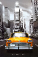 New York Taxi No. 1 Plakat