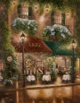 Cafes (Decorative Art) Posters