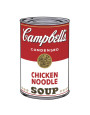 Campbell's Soup I: Chicken Noodle, c.1968 Art Print by Andy Warhol