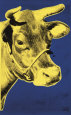 Krávy (Warhol) Posters