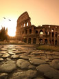 Colosseum, The Posters