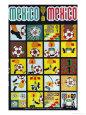 Olympics in Mexico Giclée-tryk