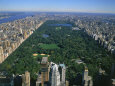 Aerial View of Central Park, NYC Photographic Print by David Ball