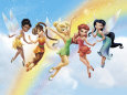 Disney Fairies - La Fe Clochette et ses amies Posters