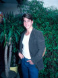 Actor Tom Cruise Premium Photographic Print by David Mcgough