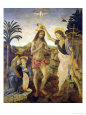 Baptism of Christ (kunst) Posters