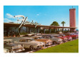 Hotel Flamingo, Las Vegas,  Nevada reproduction procd gicle
