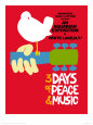 Live Nation Merchandise Musik Collection Posters