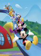 Mickey Mouse Clubhouse: Friends Equals Fun Reproduction d'art
