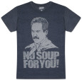 Seinfeld - Soup Nazi (Slim Fit) T-Shirt