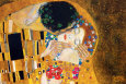 Schilderijen over vrouwen (Klimt) Posters