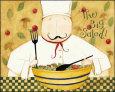 Big Salad Kunsttryk af Dan Dipaolo