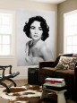Elizabeth Taylor (Murais) Posters