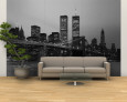 Brooklyn Bridge, Manhattan, New York City, New York State, USA Wall Mural  Large