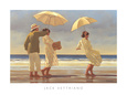 The Picnic Party II Kunstdruk van Jack Vettriano