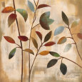 Leaves (Decorative Art) Posters