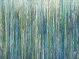 Niebieska abstrakcja (sztuka dekoracyjna) Posters