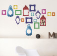 Multicolor Wall Stickers Posters
